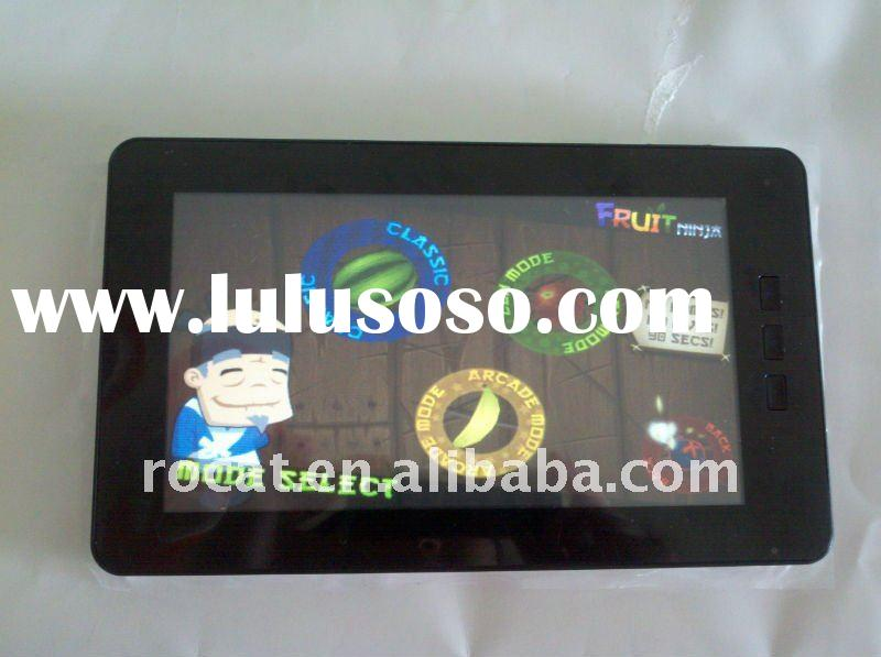Tablet PC 7 inch/Android 2.2/ Panel PC/ PDA/ UNPC/ Netbook/ Mini laptop/ Pocket PC Rocat 7001
