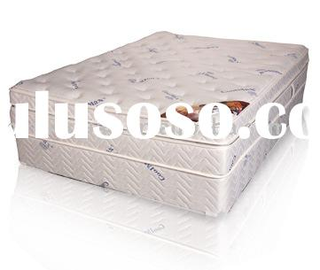memory foam mattress quilted with cool max cover