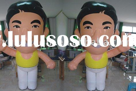 moving cartoon(cute shape,best factory price,good quality,customized design)