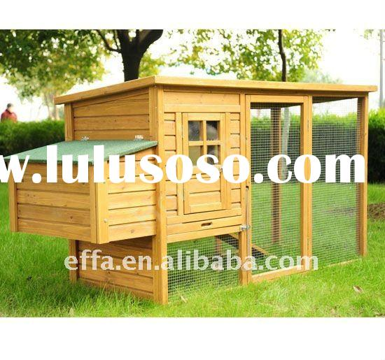 Chicken coops Pet Houses Rabbit Hutch Chicken Run