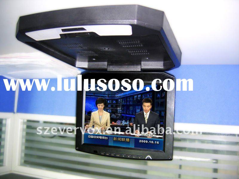 12.1 inch tft lcd roof car monitor 12 volt 12 inch lcd tv