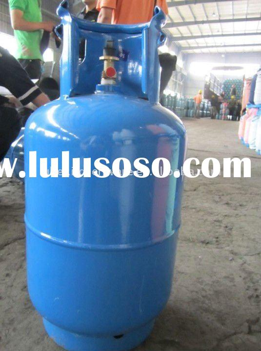 12.5KG cheapest lpg gas tank,cylinder,bottle to HAITI