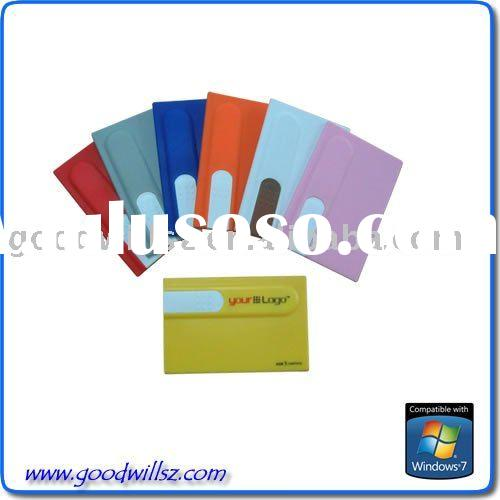 Credit Card 1G/2G/4G/8G card USB Pen Drive