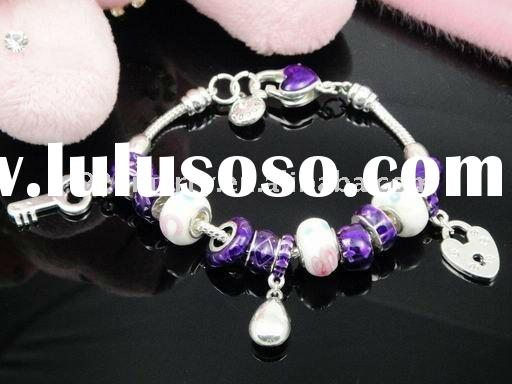 PT108 wholesale 925 sterling silver bracelet,fashion charms jewelry,925 silver charms bracelet,2011