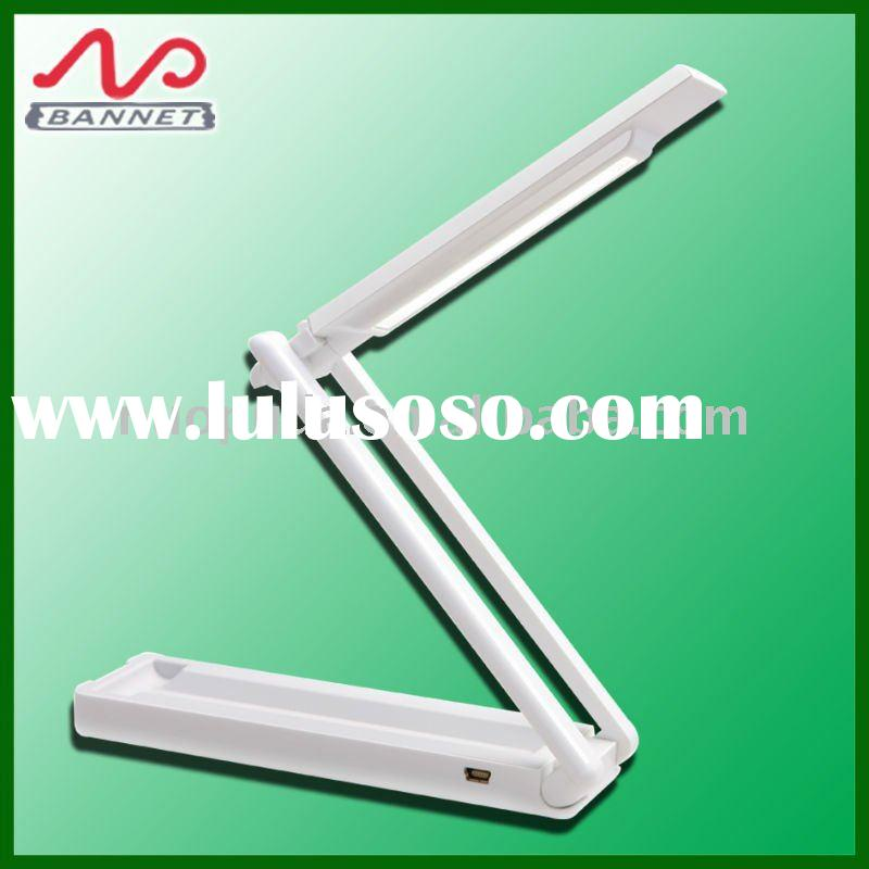 Popular mini battery led table lamp in elegant design,led desk lamp,led reading lamp
