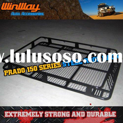 STEEL ROOF RACK FOR TOYOTA PRADO 150 SERIES