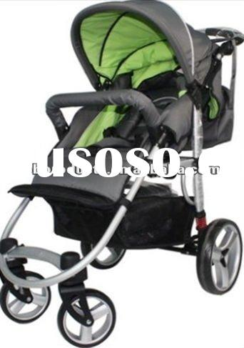 3 in 1 Baby Stroller Baby Buggy Baby Pram Baby Pushchair EN1888 Certification PL804