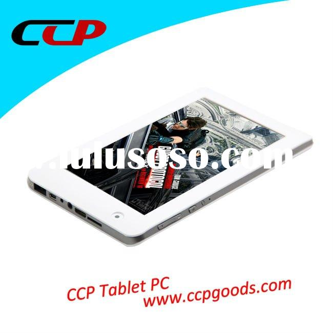 A710 7 inch Tablet PC with USB Port Google Tablet PC price support Huawei E1750 Hot product