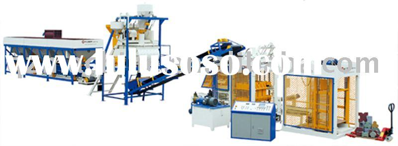 QT6 used brick making machine for sale from QGM