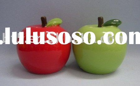 Apple Salt & Pepper Shaker(Shaker,salt shakers,pepper shaker)