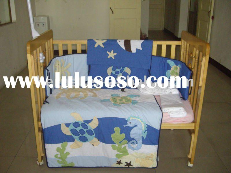 Baby Quilt Set, Baby Bedding Set