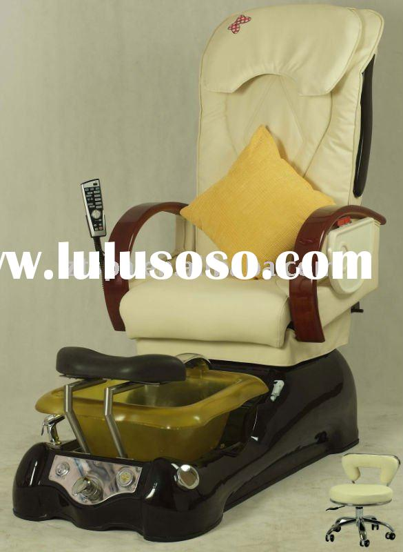 Fashion Pedicure Spa Massage Chair For Nail Salon(ZT-P010)