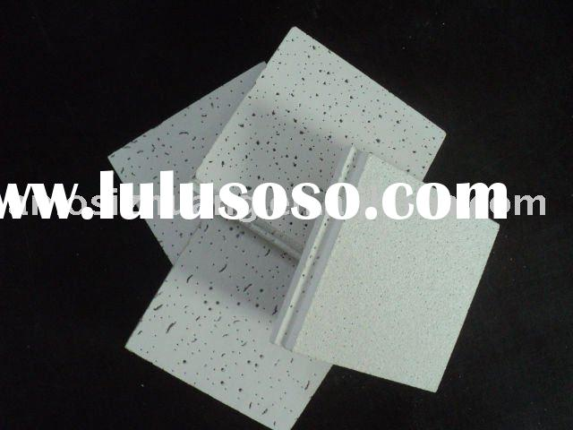 Modern ceiling/ Mineral Fiber Ceiling/Mineral wool board/Acoustic Panels