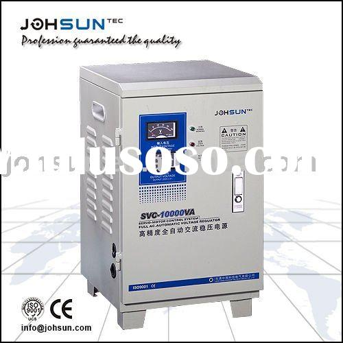 SVC avr servo motor control automatic voltage regulator