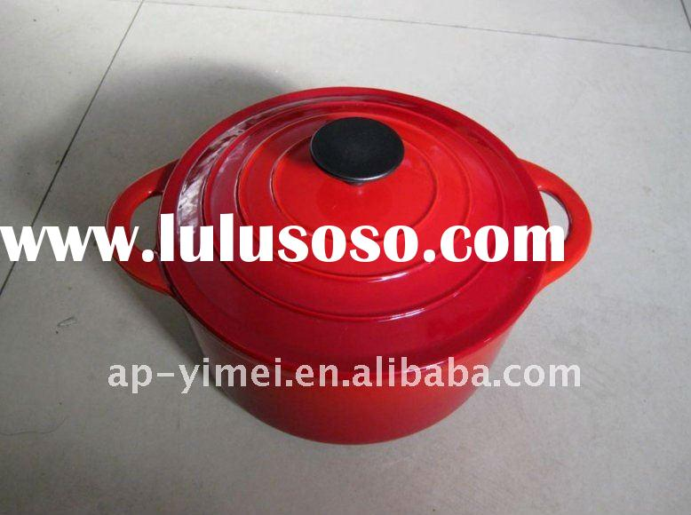 Happy call durable&nontoxic eco-friendly cookware pots