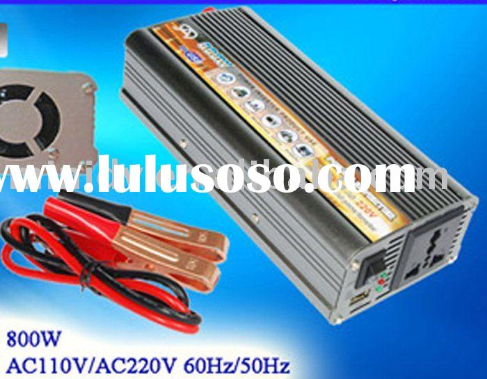New brand 800W DC To AC Power Inverter Car power converters