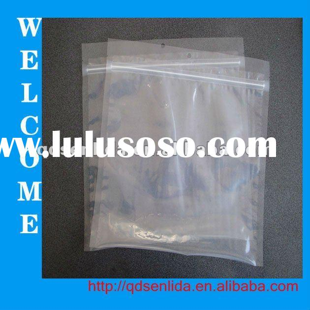 extra large packaging plastic bags with zipper