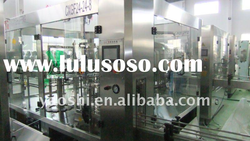 mineral water filling machine/mineral water plant/water bottling machine, bottle filling machine