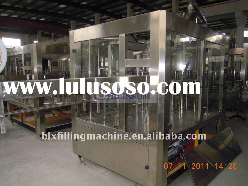 Still/Flavor/Mineral/Pure Water Bottling Machine(RFC-W24-24-8)