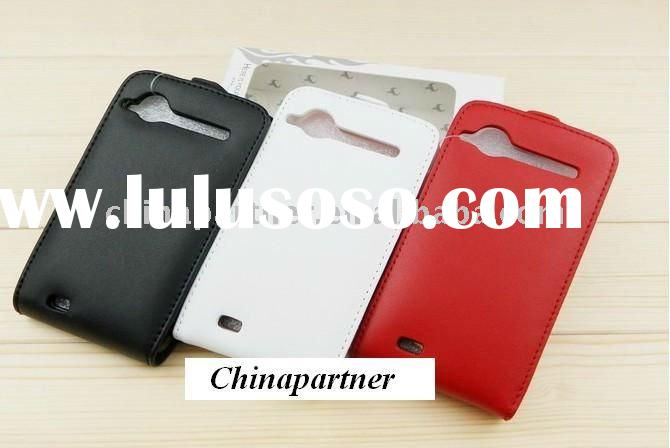 genuine leather case for HTC Incredible S G11