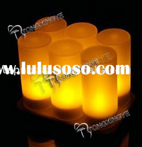 2012,rechargeable led candle,Remote Control LED, Candle, led candle