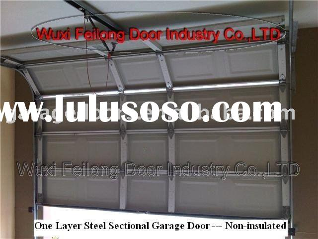 Sectional Garage Door / industrial garage door sizes