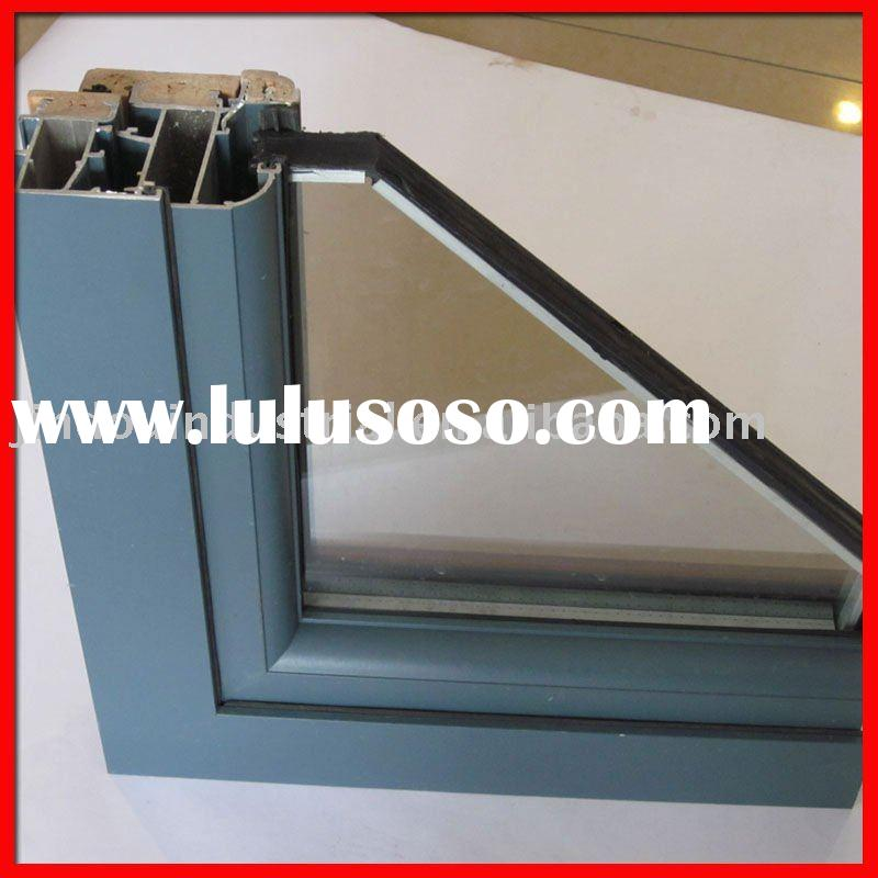 aluminum window profile sample(factory)