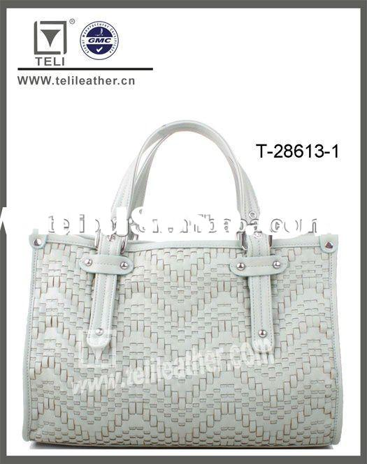 2012 Popular Newest Design Lady Fashion Bag Lady Brand Handbag New Arrival