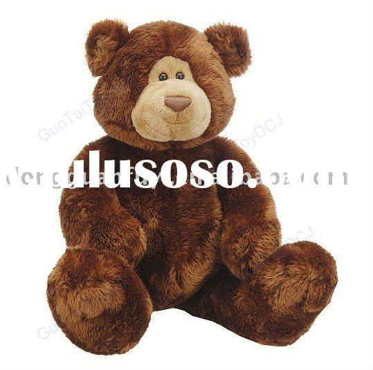 Warmly Cut and Cheap stuffed plush teddy bear toy