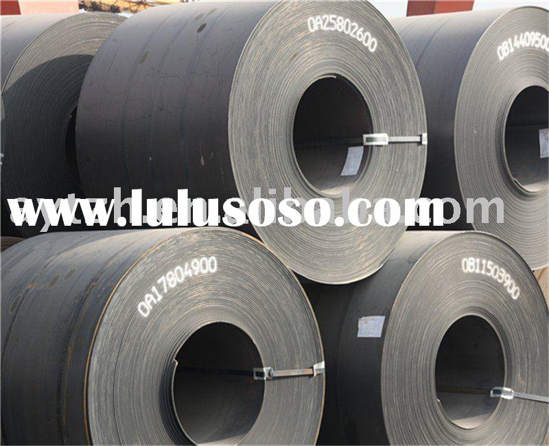 hot rolled API 5L X52(pipe line steel coil)