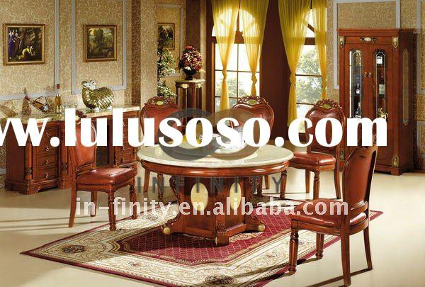 marble dining room table / dining room sets