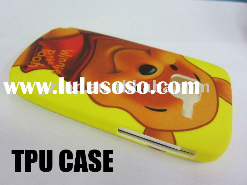 FOR NOKIA C3 MOBILE PHONE COVER ( TPU CASE)