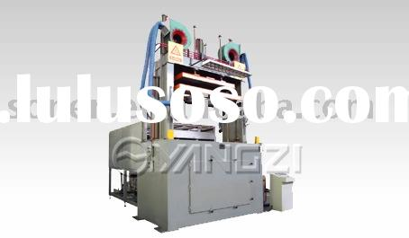 Single-station Vacuum Forming (Thermoforming) Machine