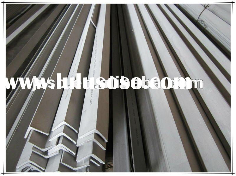Free sample stainless steel angle bar/steel angle /angle bar manufacturer direct sale