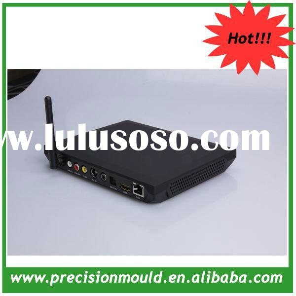 2012 Hot New android tv box media player with tv tuner, 1080P set top box