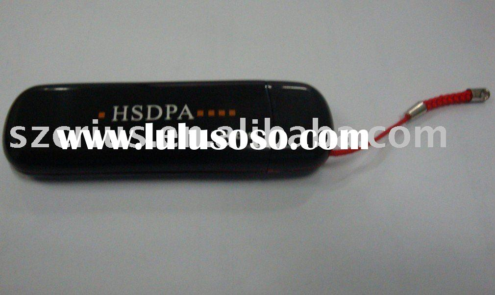 7.2Mbps USB HSDPA modem for 3G wireless internet compatible with GSM/GPRS/EDGE/UMTS/WCDMA/HSDPA
