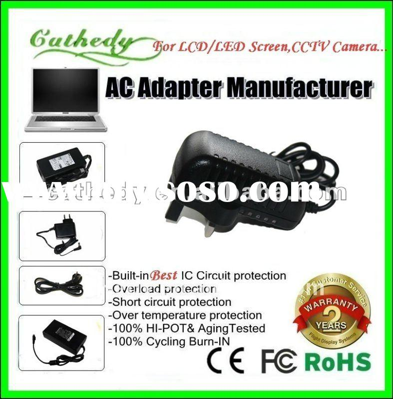 120V AC TO 12V DC AC/DC Power Adapter/12V ac Adapter PART NO. APS60EA-11