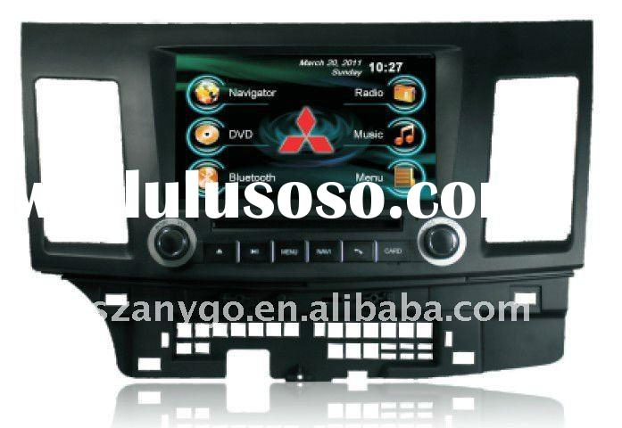 8 inch Auto multimedia system for Mitsubishi lancer ex