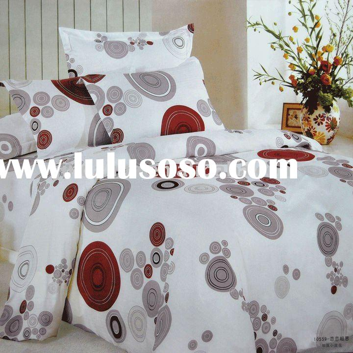 100% cotton quilt cover bed linen bed cover bed sheet bedspreads