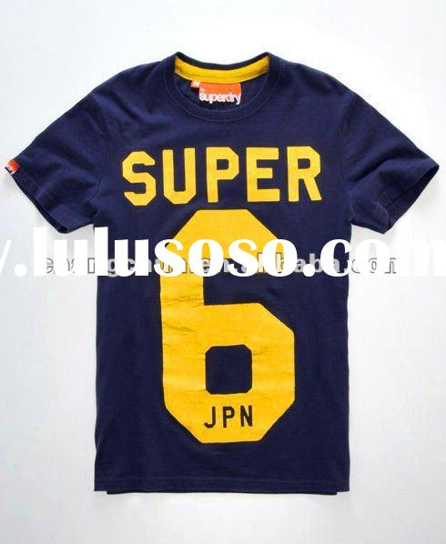 low price authentic superdry branded men t-shirts