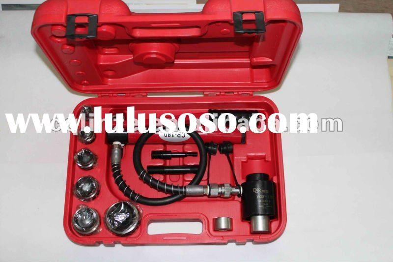 hydraulic metal hole punch / hole making tool / hole maker