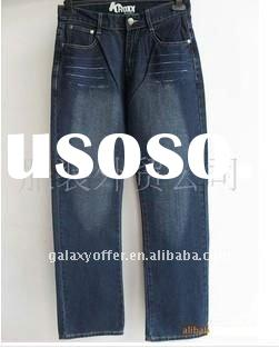 2011 New Hot Cheap Men jeans Africa $5-12 boy Men's denim 501 jeans Paypal