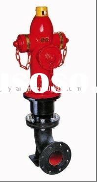 Bump protected Landing outdoor Fire Hydrant