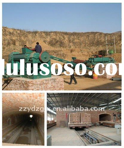 Clay Brick Making Machine for Sale