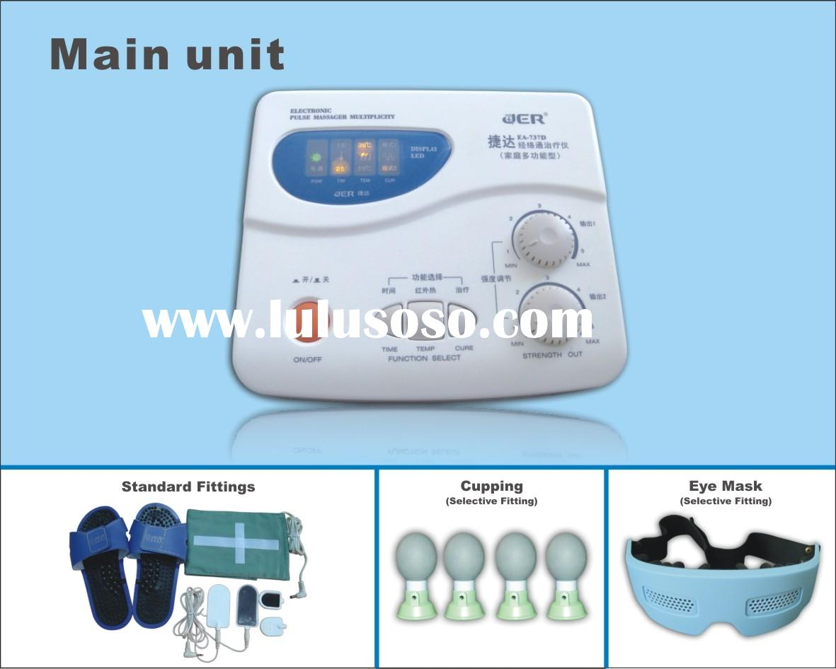 EA-737D TENS/ Therapy equipment/ Low frequency therapy /Electronic pulse massager