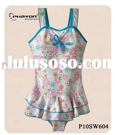 FASHION PRETEEN KIDS SWIMWEAR