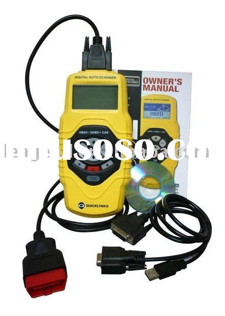 HOT SALE OBD2 OBDII CAN Auto Diagnostic Code Reader Scanner With USB