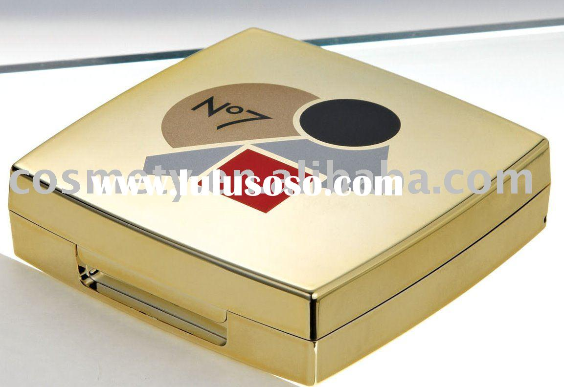 Cosmetic Pressed Powder Case Packaging