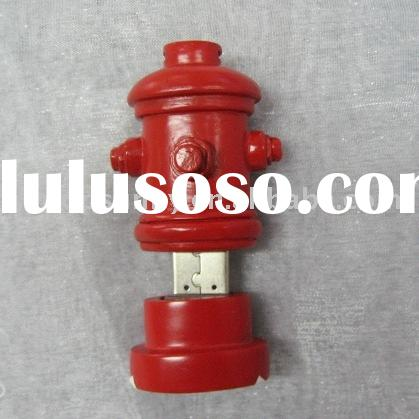 Promotional USB Flash Disk with Polyresin Shell