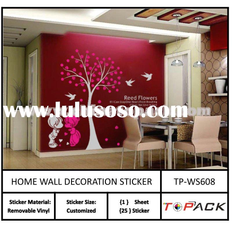 Self Adhesive Wall Paper Vinyl Sticker
